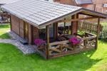 Двухкомнатные домики с террасами для 4 человек - 2