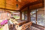 Двухкомнатные домики с террасами для 4 человек - 7