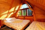 Haus für bis zu 13 Personen: Wohn-Esszimmer, eine voll ausgestattete Küche, 5 Schlafzimmer, Terrasse, Balkon, WC - 20