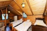 Badehaus mit einem Wohnzimmer und Schlafzimmer - 12