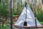 Namiot Teepee (Wigwam) dla maksymalnie 30 osób - 2