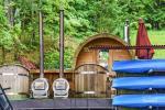 Sauna, wanna z hydromasażem - 3