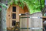 Sauna, wanna z hydromasażem - 4