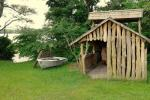 6 sleeping places house with an arbor - 2