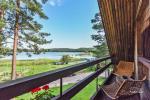 Pokój na drugim piętrze z prysznicem, WC, balkon z doskonałym widokiem na jezioro - 7