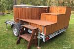 Mobile hot tub rental - 1