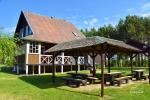 House with a banquet hall and sauna for up to 18 guests. Price - 280 € per night - 5