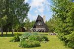 Holiday cottage with a fireplace for up to 5 persons No. 1. Price - 90 € per night - 2
