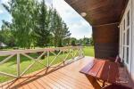 Ferienhütte mit Kamin für bis zu 5 Personen Nr. 1. Preis - 90 € pro Nacht - 6
