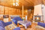 Holiday cottage with a fireplace for up to 5 persons No. 1. Price - 90 € per night - 9