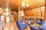Holiday cottage with a fireplace for up to 5 persons No. 1. Price - 90 € per night - 8