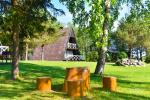 Holiday cottage with a fireplace for up to 5 persons No. 2. Price - 90 € per night - 2