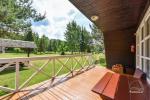 Ferienhütte mit Kamin für bis zu 5 Personen Nr. 2. Preis - 90 € pro Nacht - 3