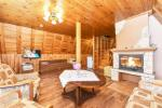Holiday cottage with a fireplace for up to 5 persons No. 2. Price - 90 € per night - 6