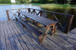 Частная сауна для вашего отдыха на берегу озера в районе Молетай, Литва - 6