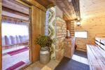 Pierwszy dom Sala bankietowa, sauna, kuchnia, sypialnie, wanna z hydromasażem, staw wodny z pomostem - 20