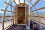 Trzeci domek z wydzielonym terenem i sauną - 6