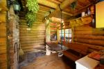"""Bathhouse with a terrace for 6 persons  """"Pirtela"""" - 4"""