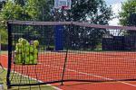 Tennisplatz, Basketball, Fußball, Volleyballplatz - 3