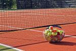 Tennisplatz, Basketball, Fußball, Volleyballplatz - 4