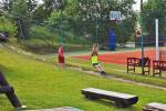 Tennisplatz, Basketball, Fußball, Volleyballplatz - 5