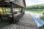 Holiday cottage with a sauna on the shore of the lake - 2