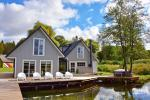 """Holiday cottage """"Gilius"""" on the shore of the lake - 1"""